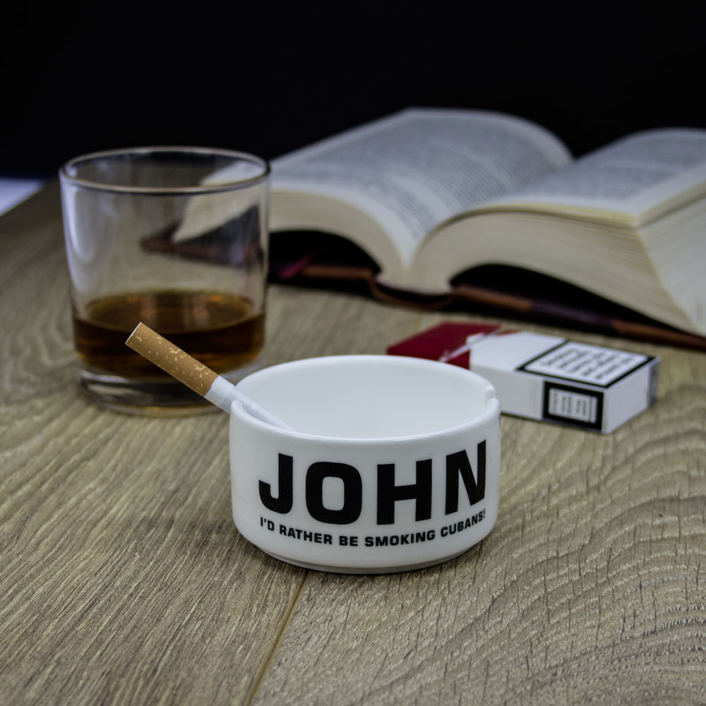 Gentleman's Ashtray