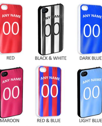 Personalised Football Phone Case